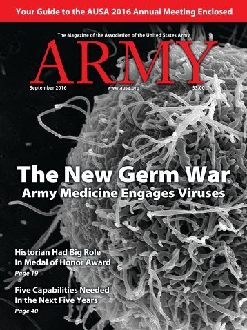 Army - The New Germ War
