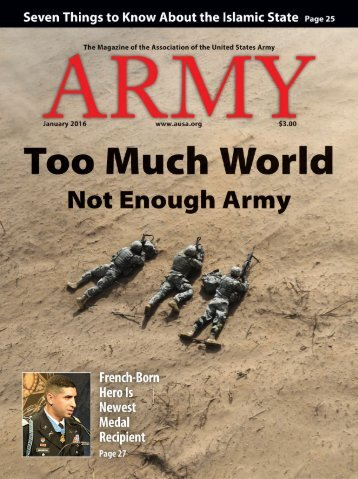 Army - Too Much World