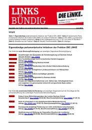1006_newsletter - Die Linke. - Landtagsfraktion Sachsen-Anhalt