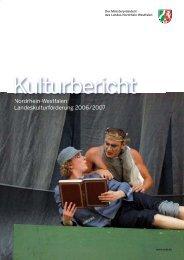 Kulturförderung des Landes Nordrhein-Westfalen - Bezirksregierung ...