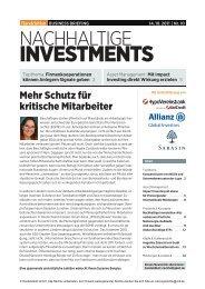 business briefing - Handelsblatt