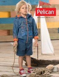 Каталог Pelican. Мальчики. Весна 2017