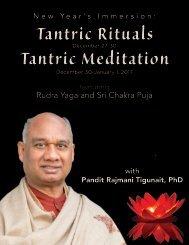 Tantric Rituals Tantric Meditation