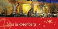 Rosenberger Weihnachtskarte 2016