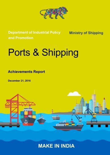 Ports & Shipping