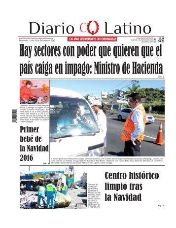 Edición 26 de Diciembre de 2016