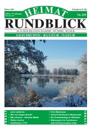 Heimat--Rundblick 119, Winter 2016/17