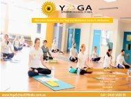 Yoga Teacher Training Program in Melbourne