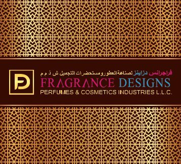 Fragrance Designs Brochure