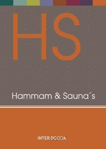 InterDoccia catalog 2017 - Hammam en Saunas