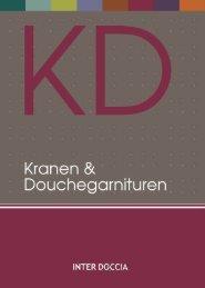 InterDoccia catalog 2017 - Kranen en Douchegarnituren