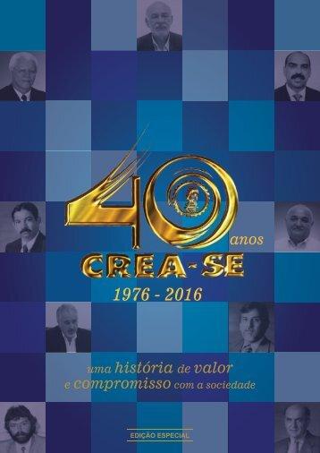 Revista Edição Especial 40 anos