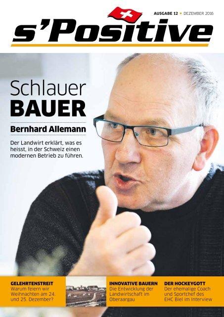 s'Positive Magazin 12.2016