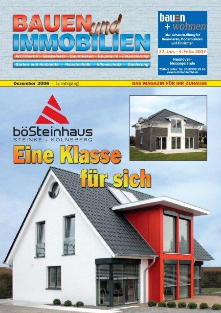Dezember 2006 - Bauen Wohnen Immobilien