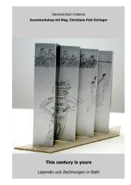 Werkschulheim_Kunstworkshop_ Zeichnen in Stahl_9s