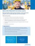 PBM SOLUTIONS FOR PATIENTS AND PAYERS - Page 3