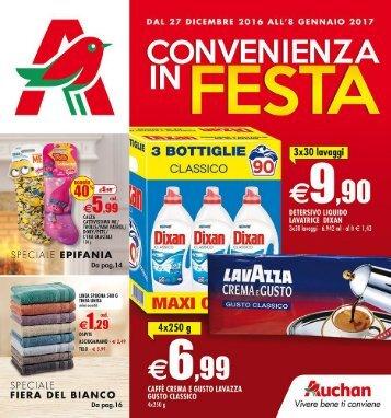 Auchan S. Gilla 27-08 Gennaio 2017