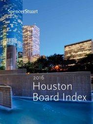 Houston Board Index