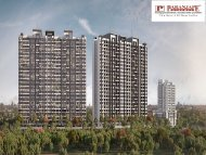 Paranjape Trident Towers | Best Project In West Pune
