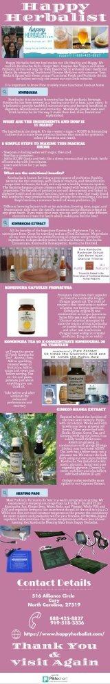 Top Kombucha Tea Extract