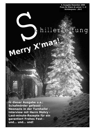Noch 'ne Geschichte! - Schiller-Gymnasium Potsdam