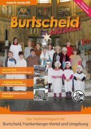 WEB - Burtscheid aktuell Dezember 2016  - Ausgabe 60