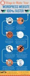 8 Ways to Make Your WordPress Website 100% Faster