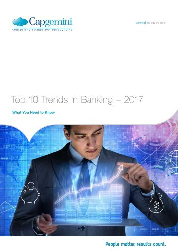 Top 10 Trends in Banking – 2017