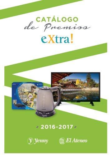 Catalogo Extra! 2017
