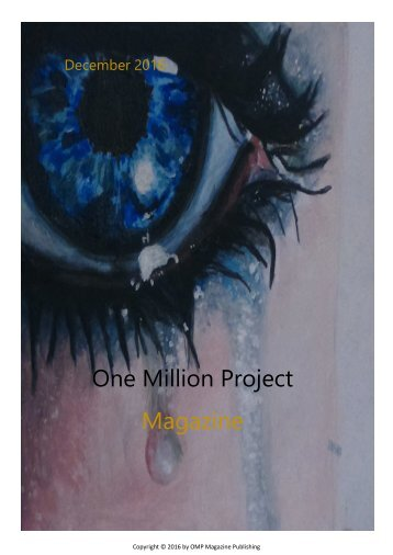 One Million Project Magazine