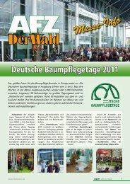 Messe-Info - Deutsche Baumpflegetage