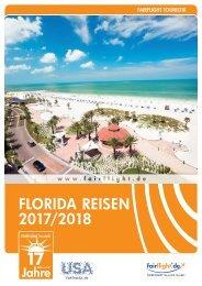 Florida Reisen 2017/2018