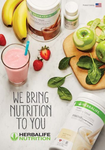 2017 Herbalife Product Catalog | https://www.goherbalife.com/shedpounds/en-US