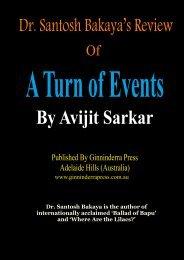 Book Review - Santosh Bakaya