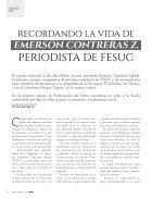 Revista Profesionales del Cobre nº29 - Page 6