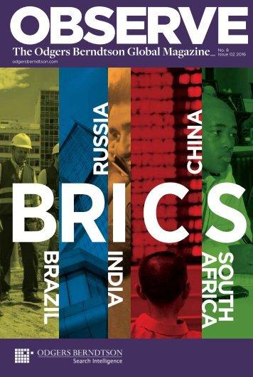 BRIC S