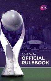 2017 Official Rulebook
