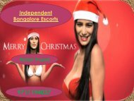 Independent Bangalore Escorts with Jingle Boobs