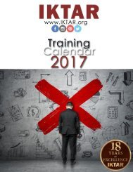 iktar-training-calendar-2017