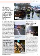 Jahresrückblick 2016 der Feuerwehr Schweinbach - Page 7