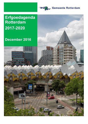 Rotterdam 2017-2020