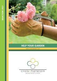 Help Your Garden 2017