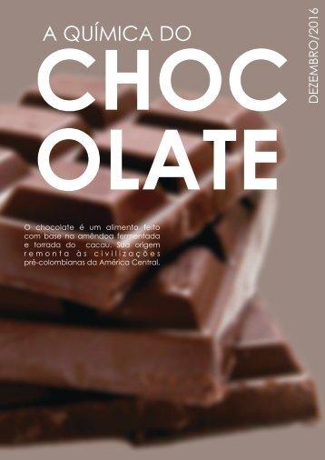 REVISTA A QUÍMICA DO CHOCOLATE