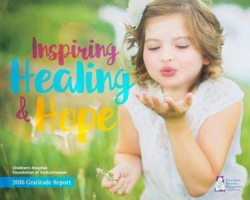 2016 Gratitude Report