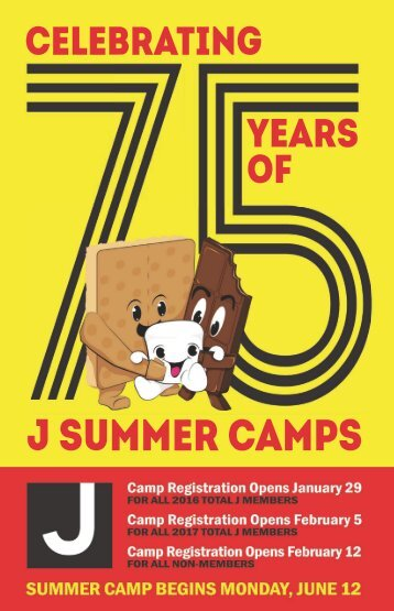 Summer Camp Booklet 2017.Final outlines