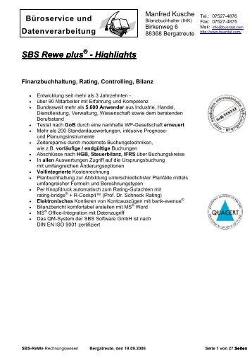 Muster Büroservice Und Datenverarbeitung