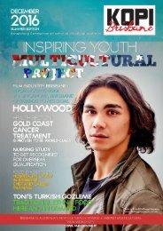 Kopi Brisbane Summer Edition Inspiring Youth
