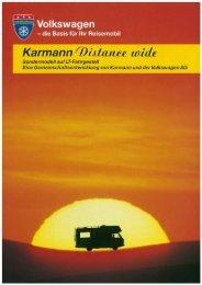 W - bei Karmann Mobil