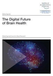 The Digital Future of Brain Health