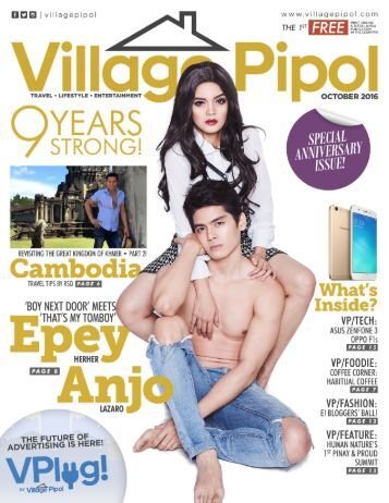 Village Pipol October Issue 2016